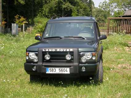 Land Rover Discovery II,2,5 TDi HSE 5,MAX výbava