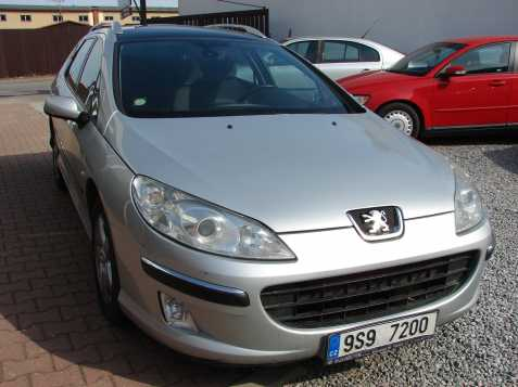 Peugeot 407 1.6 HDI Break (80 KW) r