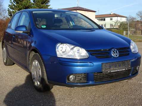 VW Golf 1.4i r.v.2007 (59 KW) SERVI