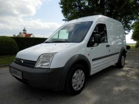 Ford Transit Connect pick up 66kW nafta 200903