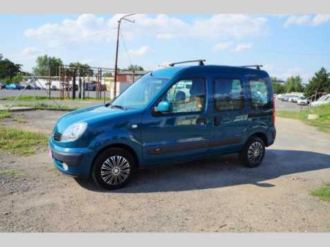 Renault Kangoo pick up 48kW nafta 200611