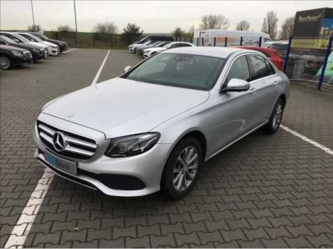 Mercedes-Benz Třídy E sedan 143kW nafta 201704