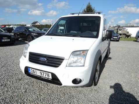 Ford Transit Connect pick up 66kW nafta 2011