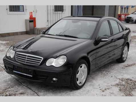 Mercedes-Benz Třídy C sedan 110kW nafta 200610