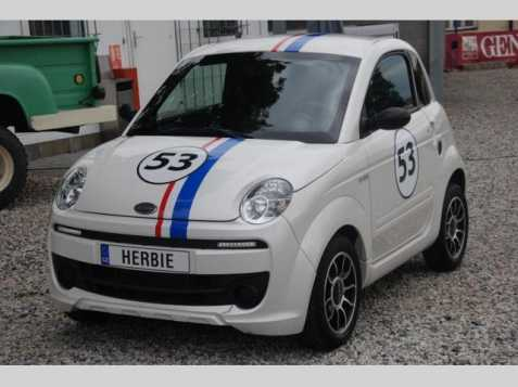 Microcar DUE hatchback 4kW nafta 201510